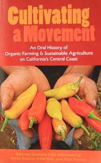 Book cover, Cultivating a Movement